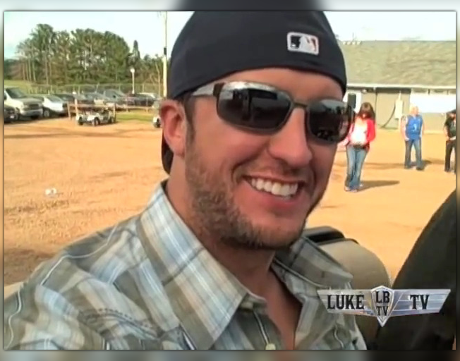"Watch First Ever Luke Bryan ""LBTV"" Episode [VIDEO]"