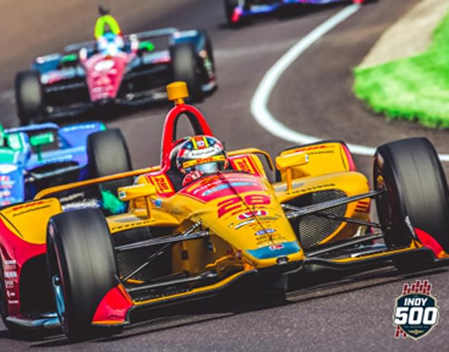 Win Tickets To The Indy 500 With The B104 Text Club