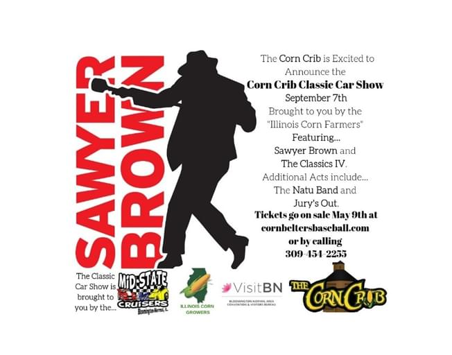 Win Tickets To Sawyer Brown With Twisted Trivia