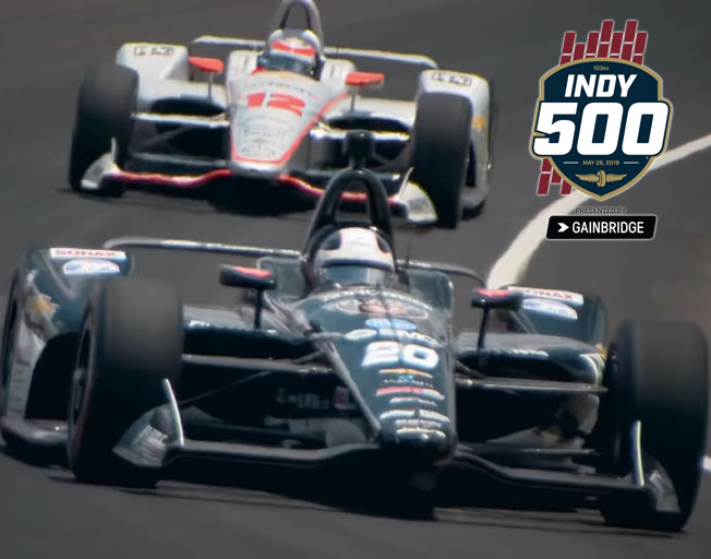 Win Indy 500 Ticket with B104