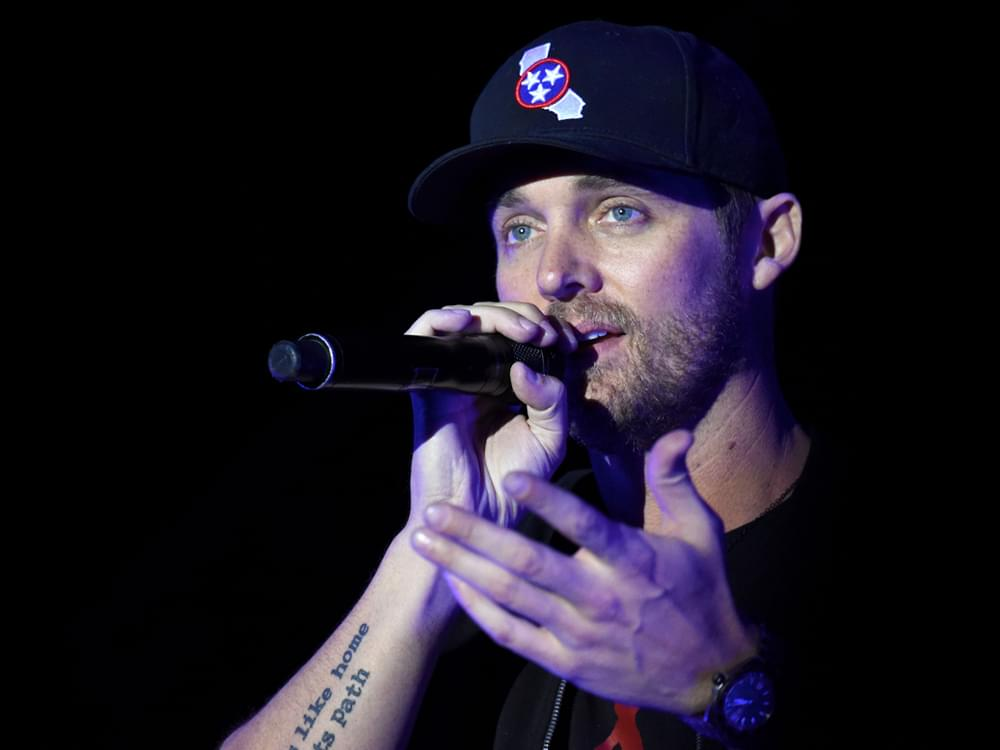 """Listen to Brett Young's Catchy New Single, """"Catch"""""""