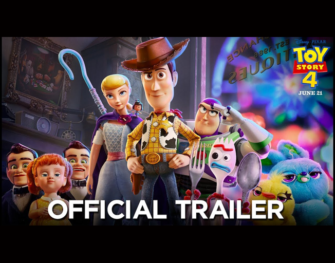 'Toy Story 4' Final Trailer Is Here