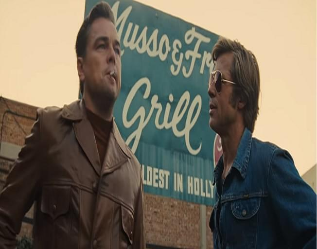 Full Trailer For 'Once Upon A Time In Hollywood' Drops