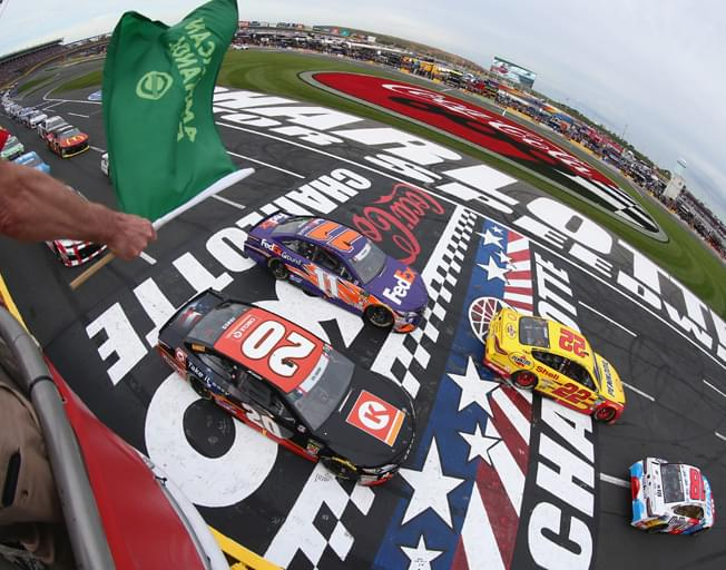 Memorial Day Weekend Means NASCAR's Coca-Cola 600 at Charlotte