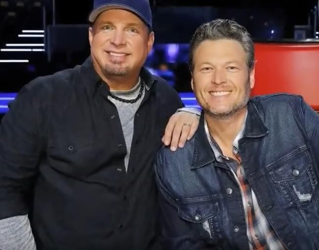 Get Ready For New Music From Garth Brooks and Blake Shelton