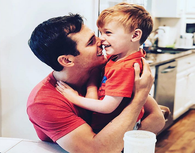 Granger Smith Releases T-Shirt in Honor of His Son River Who Passed Away
