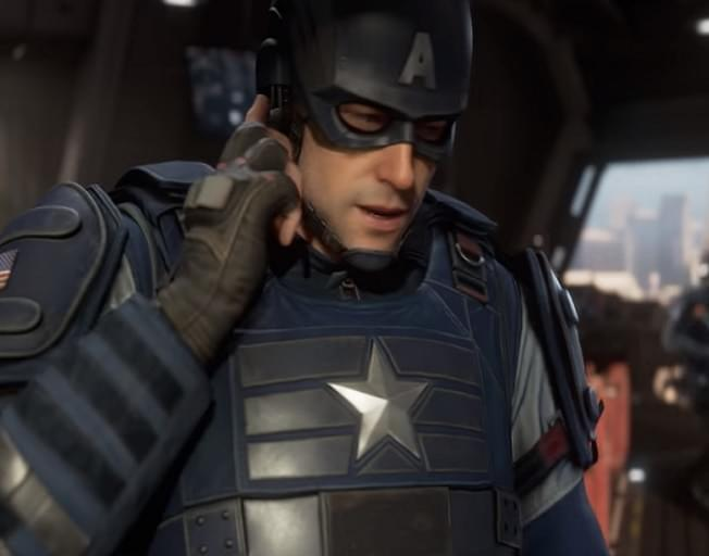 Watch The Trailer For 'Avengers' Video Game