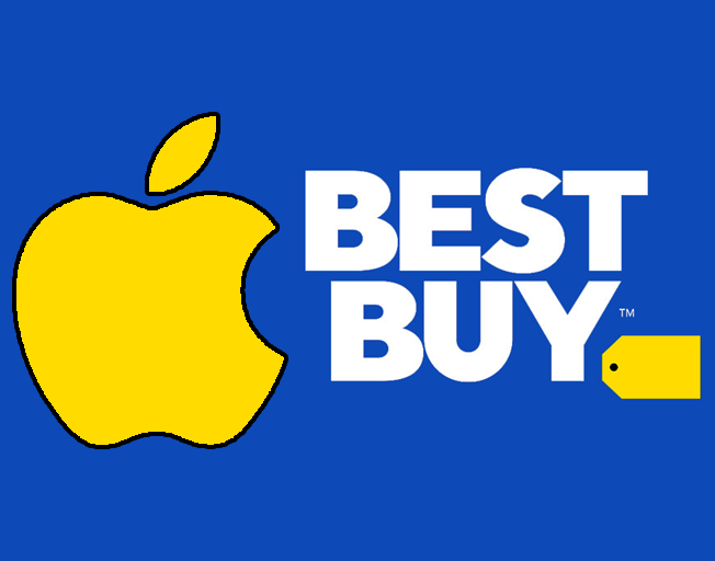 Apple Teams With Best Buy For Authorized Repair Services