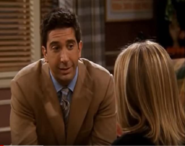 Google Honors 'Friends' Character Ross Geller In Best Way