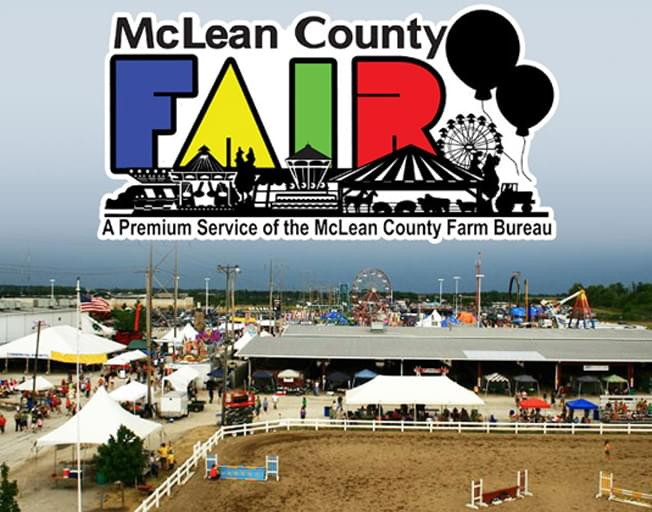 Join B104 At The McLean County Fair