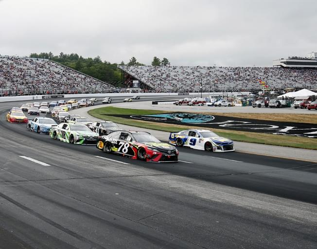 Which NASCAR Drivers can Find the Magic on the Mile at New Hampshire?