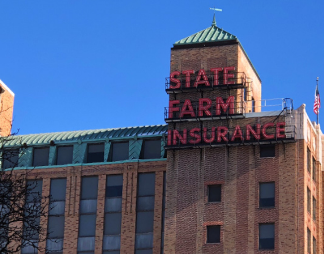 State Farm to knock down downtown Bloomington building