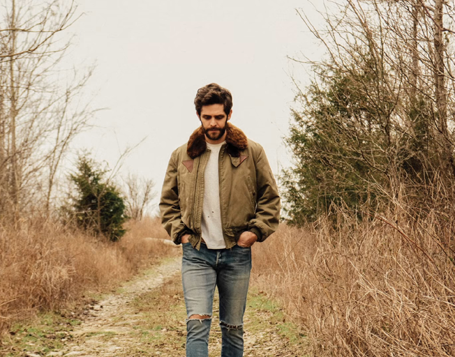 Thomas Rhett Can Sense When a Great Song is Just Around The Corner
