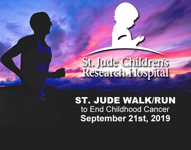 2019 St. Jude Walk/Run to End Childhood Cancer