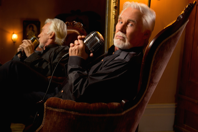 Kenny Rogers Coming To Grossinger Motors Arena