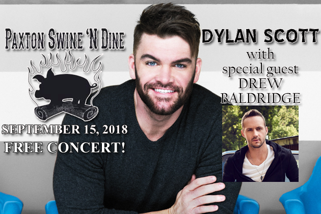 93.7 NASH Icon Welcomes Dylan Scott & Drew Baldridge