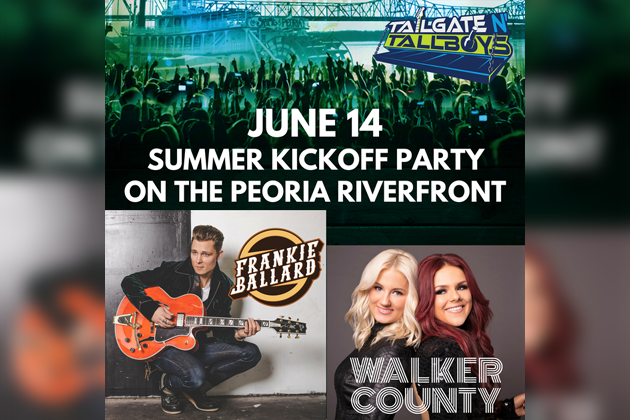 Kickoff the Summer With Frankie Ballard & Tailgate N' Tallboys