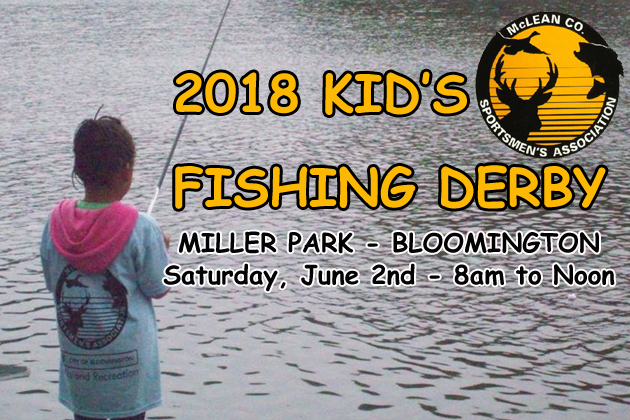 McLean County Sportsmen's 2018 Kid's Fishing Derby