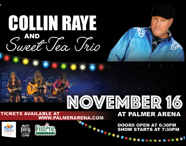 Text 2 Win Tickets to Collin Raye