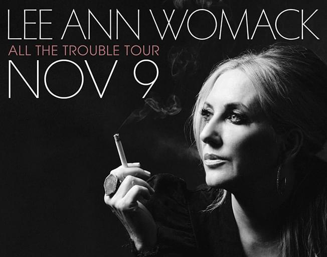 Text 2 Win Tickets To Lee Ann Womack