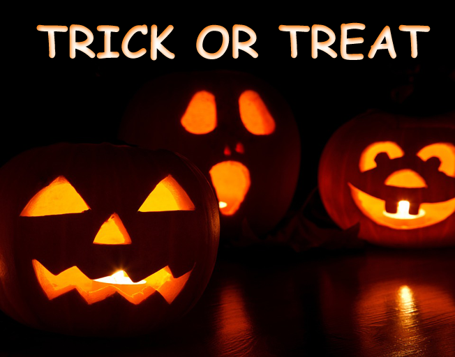 Trick Or Treating Hours in Pontiac and Area