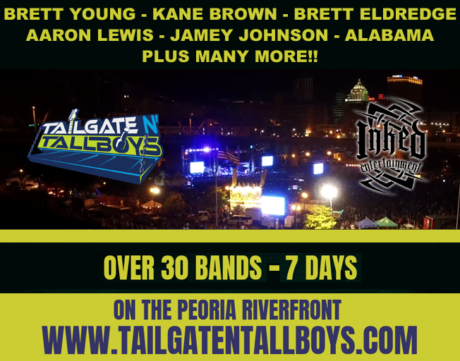 2019 Tailgate N' Tallboys Line-Up Announced