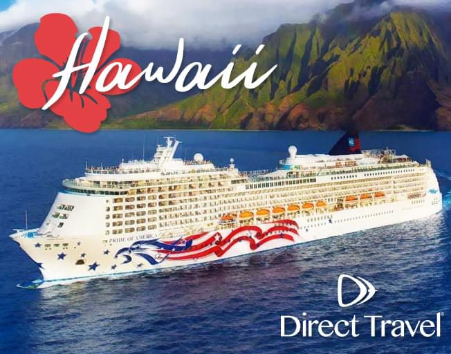 Direct Travel Great Escape to Hawaii
