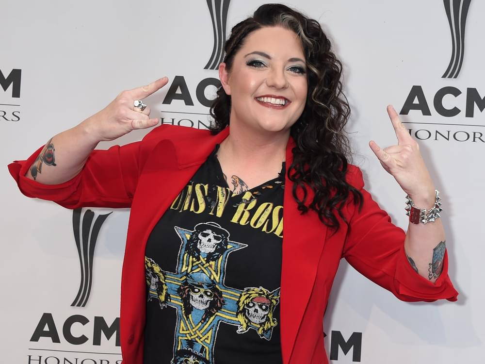 Ashley McBryde Earns Daytime Emmy Nomination