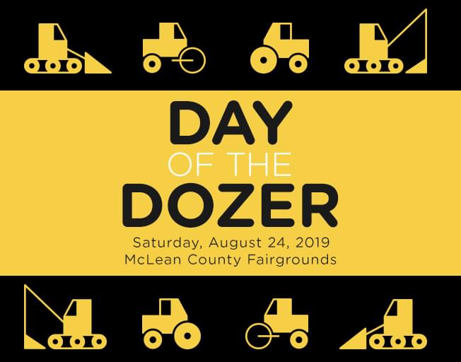 Tickets On Sale For 16th Day Of The Dozer