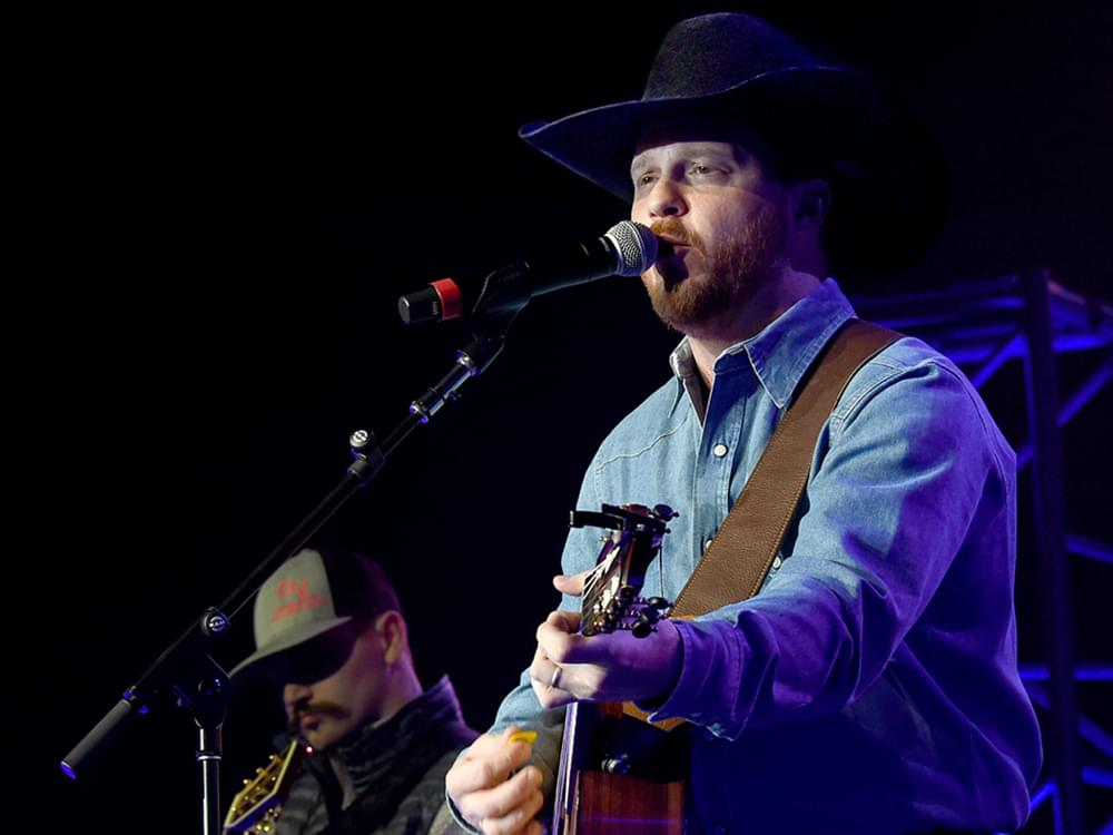 "Listen to Cody Johnson's New Motown-Inspired Single, ""Nothin' On You"""