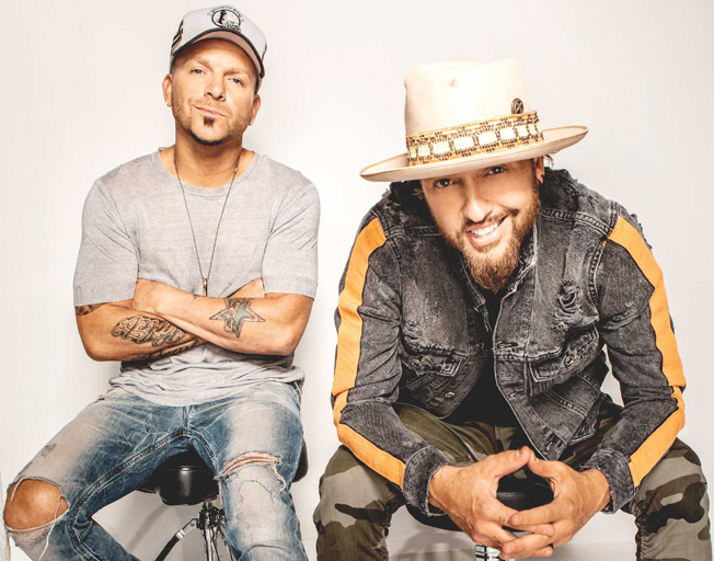 NASH Icon Welcomes LOCASH To Logan County Fair