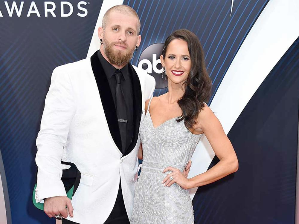 Brantley Gilbert & Wife Welcome Baby Girl, Braylen Hendrix