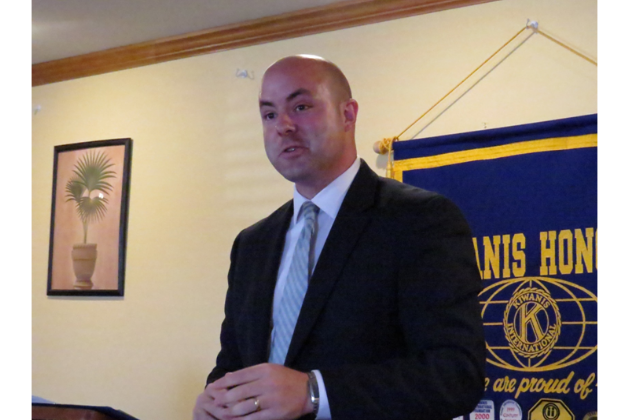 Livingston County State's Attorney details the process of becoming a lawyer