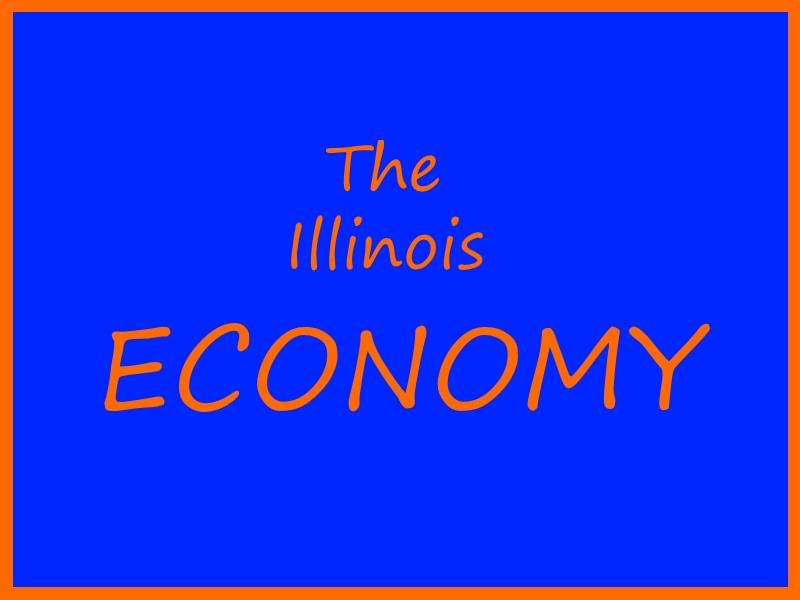 Illinois Unemployment Unchanged