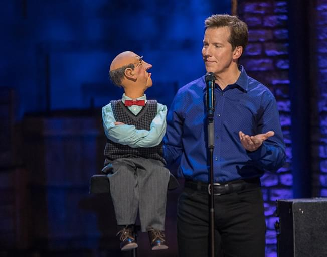 Win 2 Tickets To Jeff Dunham With The Ticket Window