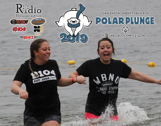 Join or Support the 2019 Radio Bloomington Polar Plunge Team