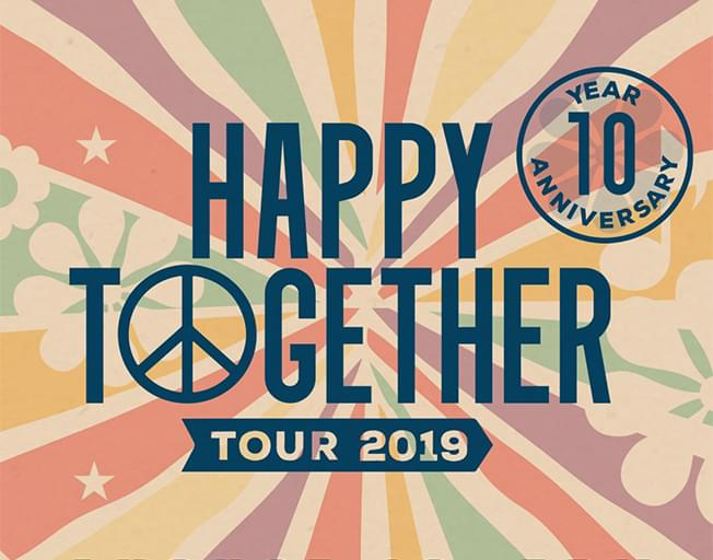 Win Happy Together Tickets With the Bank of Pontiac Ticket Window