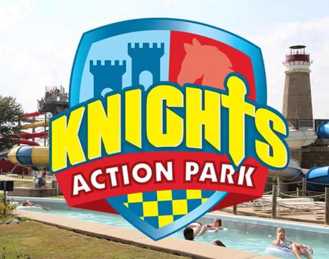 Win A 4-Pack To Knights Action Park