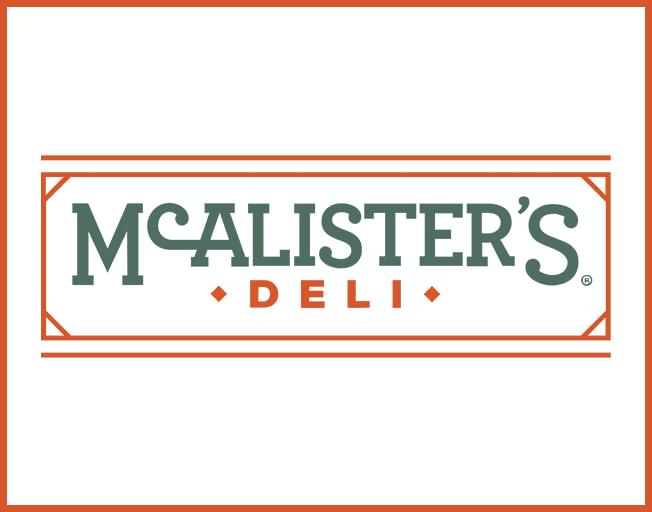 Win A McAlister's Gift Certificate on the 7:10 Ticket Window