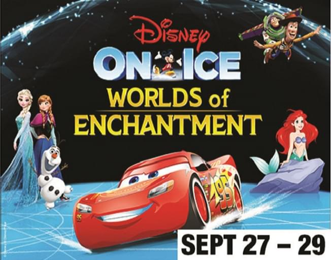 Win Tickets To Disney On Ice With The Bank Of Pontiac Ticket Window