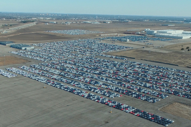 Vw Buyback Program >> Automotive writer says cars at Rivian being stored by VW | WJBC AM 1230