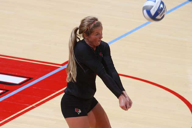 Redbird volleyball picked to finish 3rd in MVC, Pence named to preseason Valley team