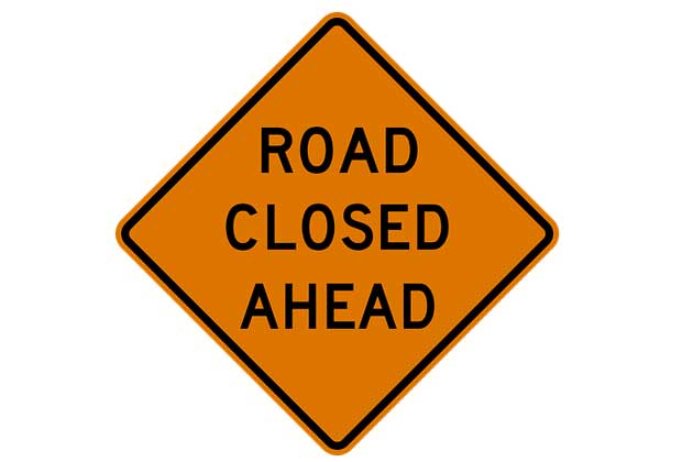McGregor St in Bloomington closed for repairs