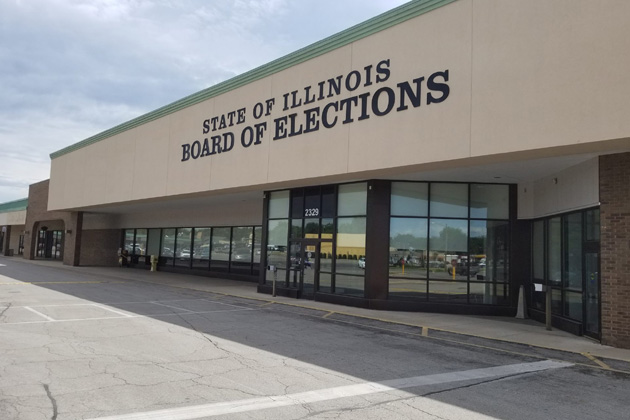 Illinois remains in interstate Crosscheck voter database