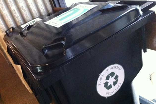 McLean County recycling rate increases for the third year