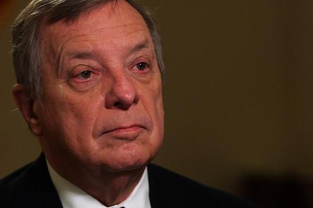 Durbin concerned about Trump's trade, immigration actions