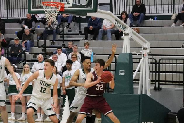 Titans fall in season finale against North Central