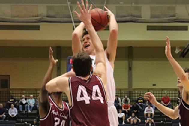 Cold-shooting Titans falter in CCIW Tournament