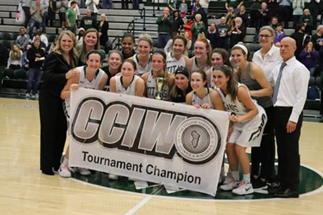 IWU women edge Wheaton in CCIW final