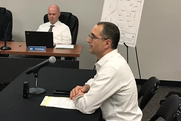 Mayoral hopeful Tiritilli wants spot on Connect Transit board